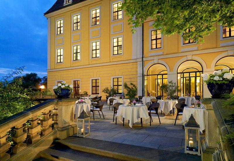 Bellevue Hotel Dresden